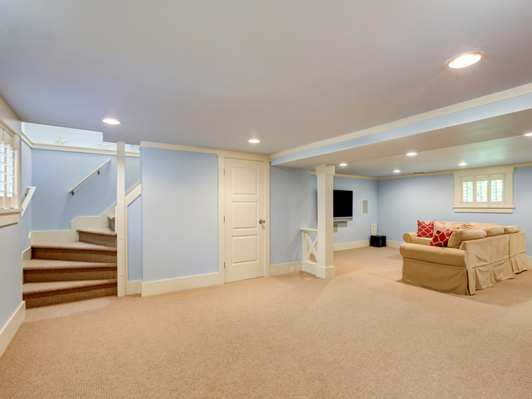 Do You Want to Remodel Your Dingy Basement?
