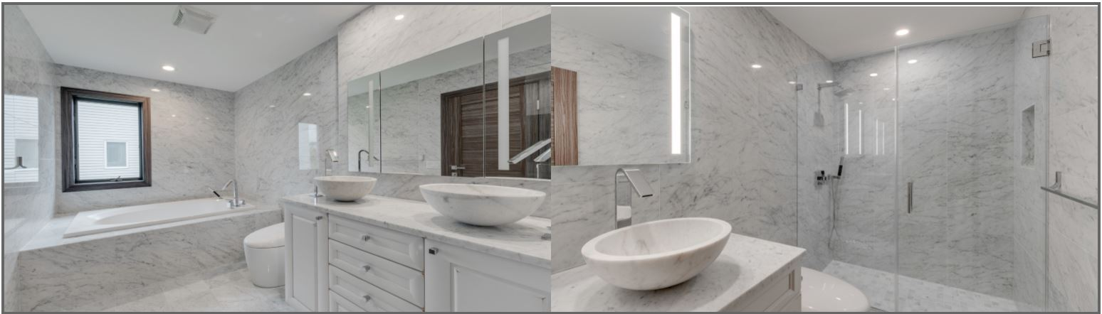Featured Renovation Bathroom